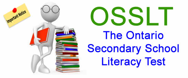OSSLT March 30th 2017