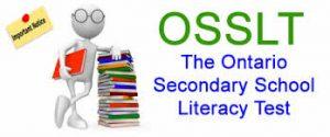 OSSLT Information April 10, 2018.